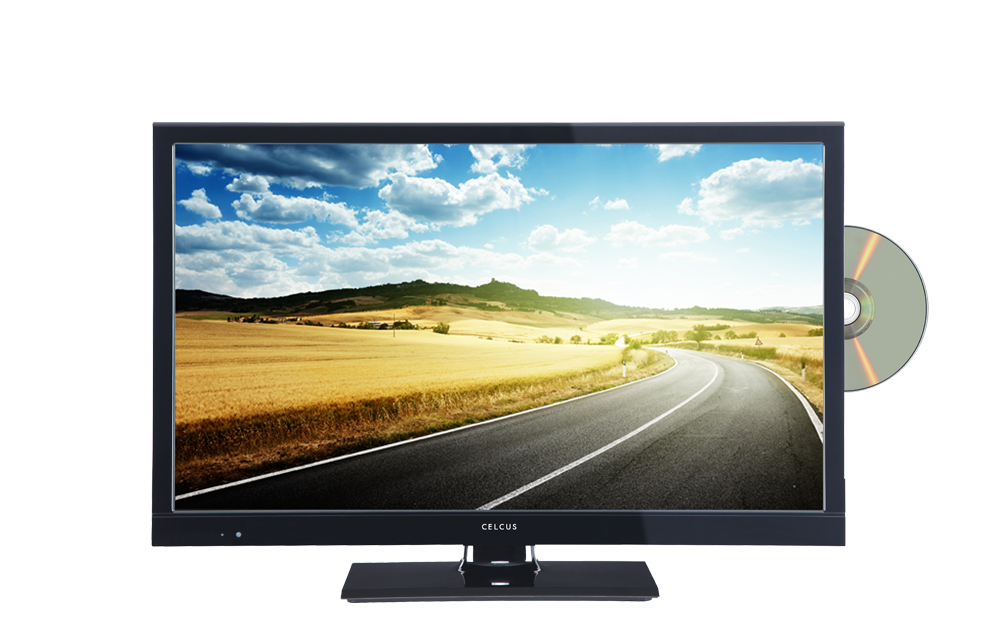 22 inch LED TV/DVD Combi